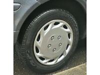 "Brand new 14"" wheel trims"