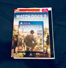 PS4 Watch Dogs 2 game and guide