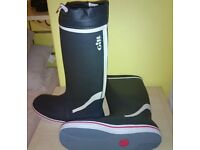 Tall Sailing Boots (Wellies)