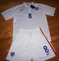 Jersey soccer avec Short USA 2014 - DEMPSEY - HOME