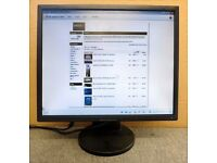 "19"" / 19 Inch Computer Monitor - LCD Slimline FlatScreen"