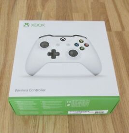 Xbox One Wireless Controller New And Sealed White Official