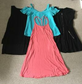 Ladies summer clothes size 10