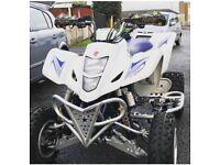 Suzuki Ltz 400 2009 not rmz kxf crf ktm