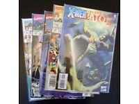 Grab bag of 5 collectible comic books. (Assorted Marvel comics)