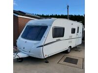 2006 Abbey Vogue 520 4 Berth Touring Caravan