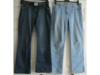 Ladies Trousers size 12 £1.50 - £5 each