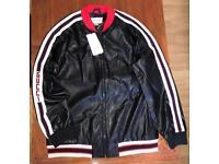 Gucci leather jackett