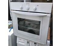 Electric Fan Oven Indesit (6 months warranty) fitting and delivery also available