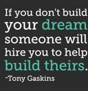 Start working part time & build your brokerage !