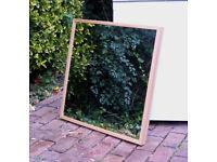 Ikea - Stave - Square Wall Mirror