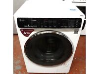 lg 8kg directdrive washing machine in white colour