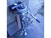 Seagull Outboard Engine for Dinghy Boat Tender 2-3 HP