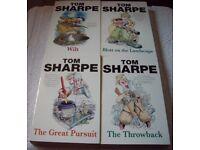 Tom Sharpe novels