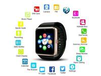 We have many in stock brand new in box Bluetooth smart watches in excellent condition
