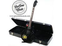ESP KH-3 Bolt On Kirk Hammet Metallica Signature Model Black & Original ESP Case