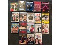 Job lot 18 dvds car boot sale all excellent condition £20 can be sold separately