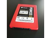 Corsair Force GS 128Gb SSD drive *SATA3 6GB/s Read 560MB/s, Write 535MB/s