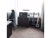*FOR SALE* Framus Dragon 4x12 Straight Cabinet Guitar Amp with Vintage V30 Speakers