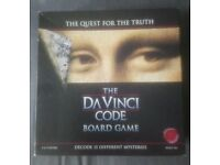 The DaVinci Code Board Game