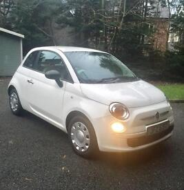 2012 Fiat 500, Full Mot & Low Miles Must be Seen
