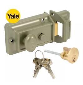 Yale night latch