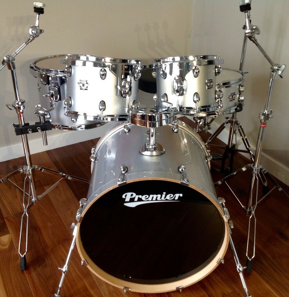 premier cabria drum kit complete with hardware in newtownabbey county antrim gumtree. Black Bedroom Furniture Sets. Home Design Ideas