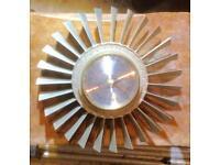 Gas Turbine blade barometer