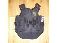 Child's back protector, suitable for a 6 to 10 year old