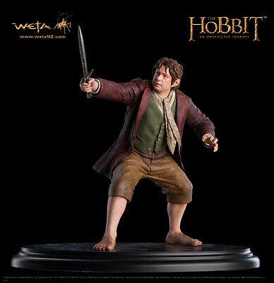 Bilbo Baggins The Hobbit An Unexpected Journey 1/6 Statue Weta Collectibles