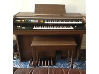 Yamaha Organ B30 - R and music stool in excellent condition. Buyer must collect.