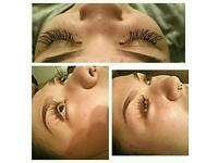 AMAZING PROMOTION!£ 45.00 for full set of high quality mink lash extensions, great VALUE for money