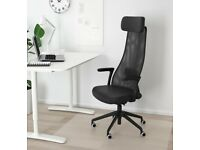 Awesome IKEA Desk Chair with Lumbar support