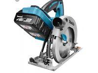 Makita DHS710Z 36v brushless Circular saw - Cordless