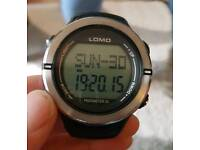 Lomo SW1 Sports Watch with Heart Rate monitor and pedometer