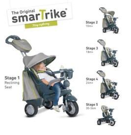 Kids bike Smartrike explorer recliner 4 in 1