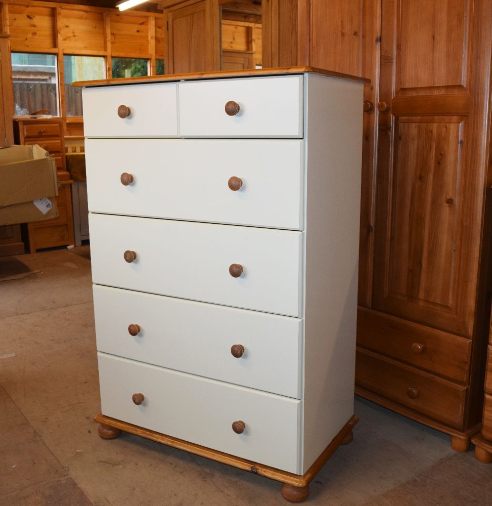 timeless design 28f1d de263 Arabella Painted2+4 Chest of Drawers   in Norwich, Norfolk   Gumtree