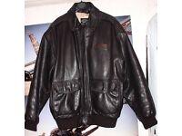 Avirex A-2 Leather Jacket