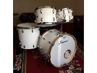 Vintage Slingerland drum kit 1970s