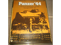 PANZER 44 SPI TANK WARFARE in 1944 1st Edition 1975