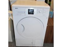 Refurbished Beko Dry & Save 8kg Condenser Tumble Dryer A+ Rated