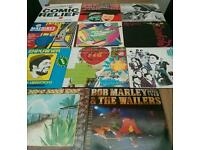 Vinyl LPs interesting compilations (11 albums)