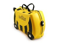 Trunki Ride-on Suitcase - Bernard the Bee (Yellow) Used