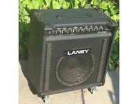 Laney A5012 Series II 50 watt valve combo amplifier
