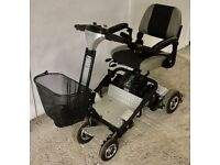 Quingo Air medium size travel size Mobility scooter