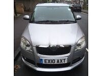 SKODA FIBIA 1.5 TDI ONLY £30 ROAD TAX . SELLING FOR ONLY £1000 AS POWER STEERING IS NOT WORKING
