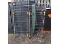 Slingsby metal shelving unit