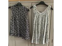 Size 8 Bundle 12 Tops & 2 Dresses Size 8