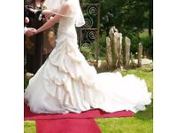 Pronovias Megan Wedding dress size 12