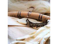 Gorgeous Designer Wedding Dress (nearly new)